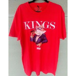 AKOO Kings Boss Fox Shirt